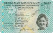 ID kortelė